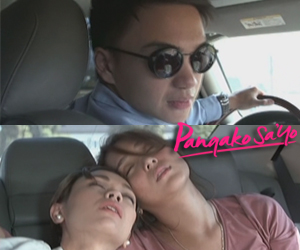Mark, dinukot ang mag-inang si Amor at Yna