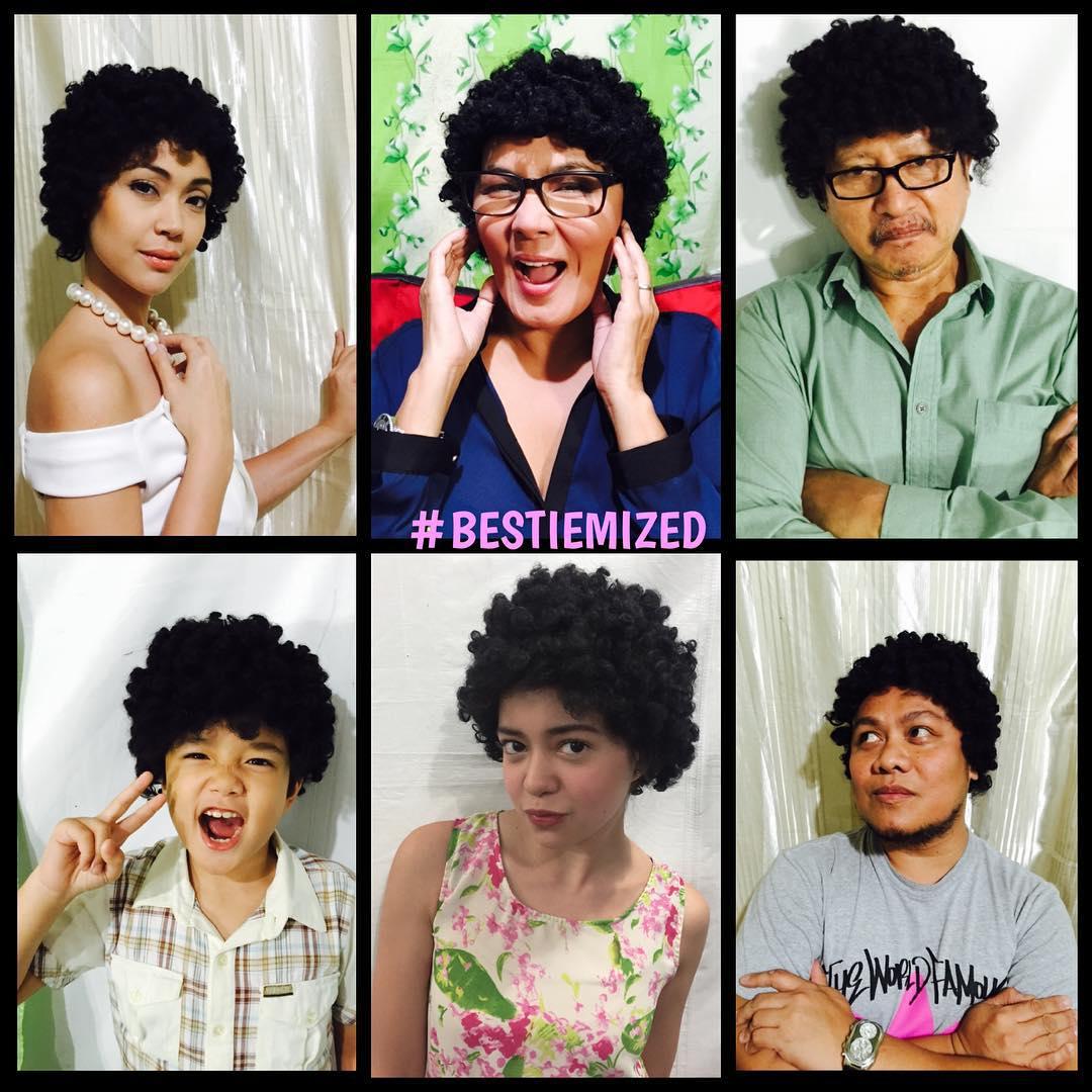 Pangako Sa'Yo stars got 'BESTIEmized'!