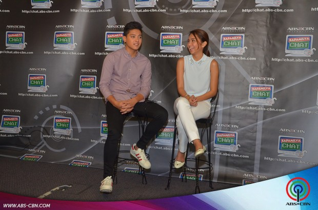 LOOK: King and Queen of Hearts KathNiel on Kapamilya Chat