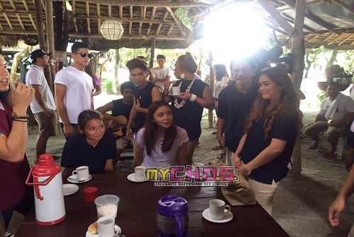 PHOTOS: Pangako Sa 'Yo Bea Bianca (Sarah Carlos) on Kapamilya Chat