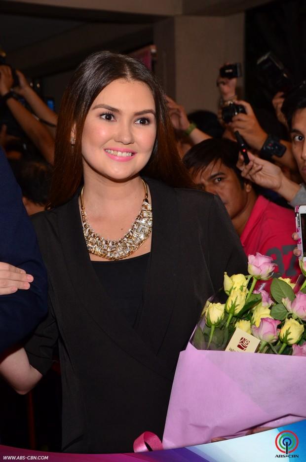 LOOK: 18 'Madam' photos of Angelica Panganiban