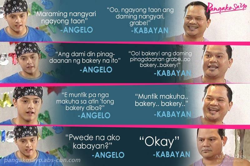 10 Kulit Hirits ni Kabayan sa Pangako Sa'Yo