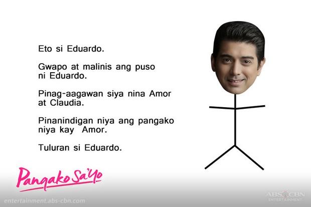 PSY Stick Figures: Be like Angelo,Yna, Amor, Claudia and Eduardo