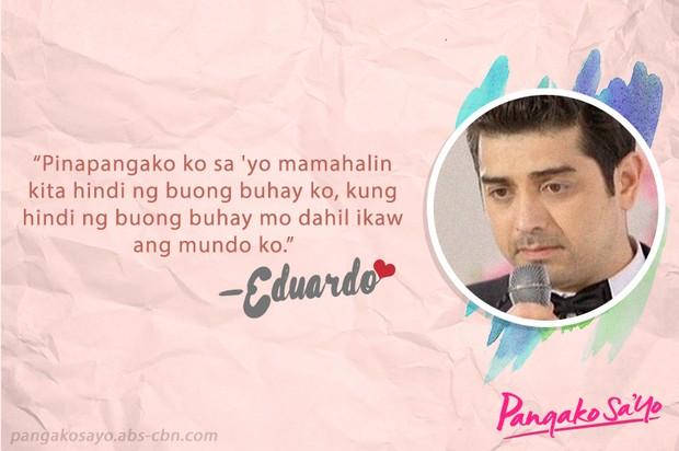 PSY Love Quotes: Kiligin sa pangako ng pag-ibig nina Angelo & Yna at Amor & Eduardo