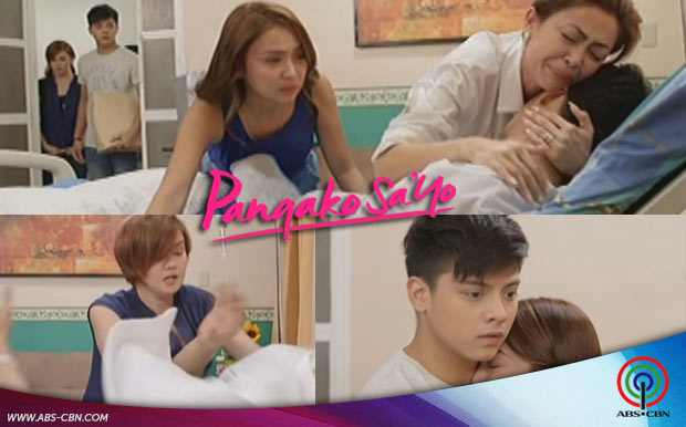 Promise of love commitment and revenge put to test in last three weeks of Pangako Sa yo  1