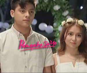 Angelo and Yna's wedding day
